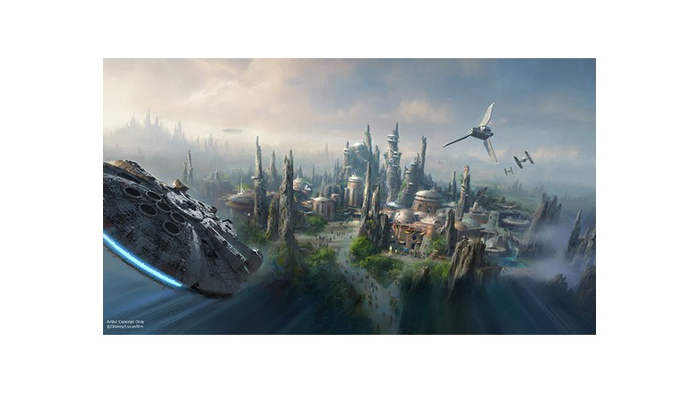 New Star Wars Disney World